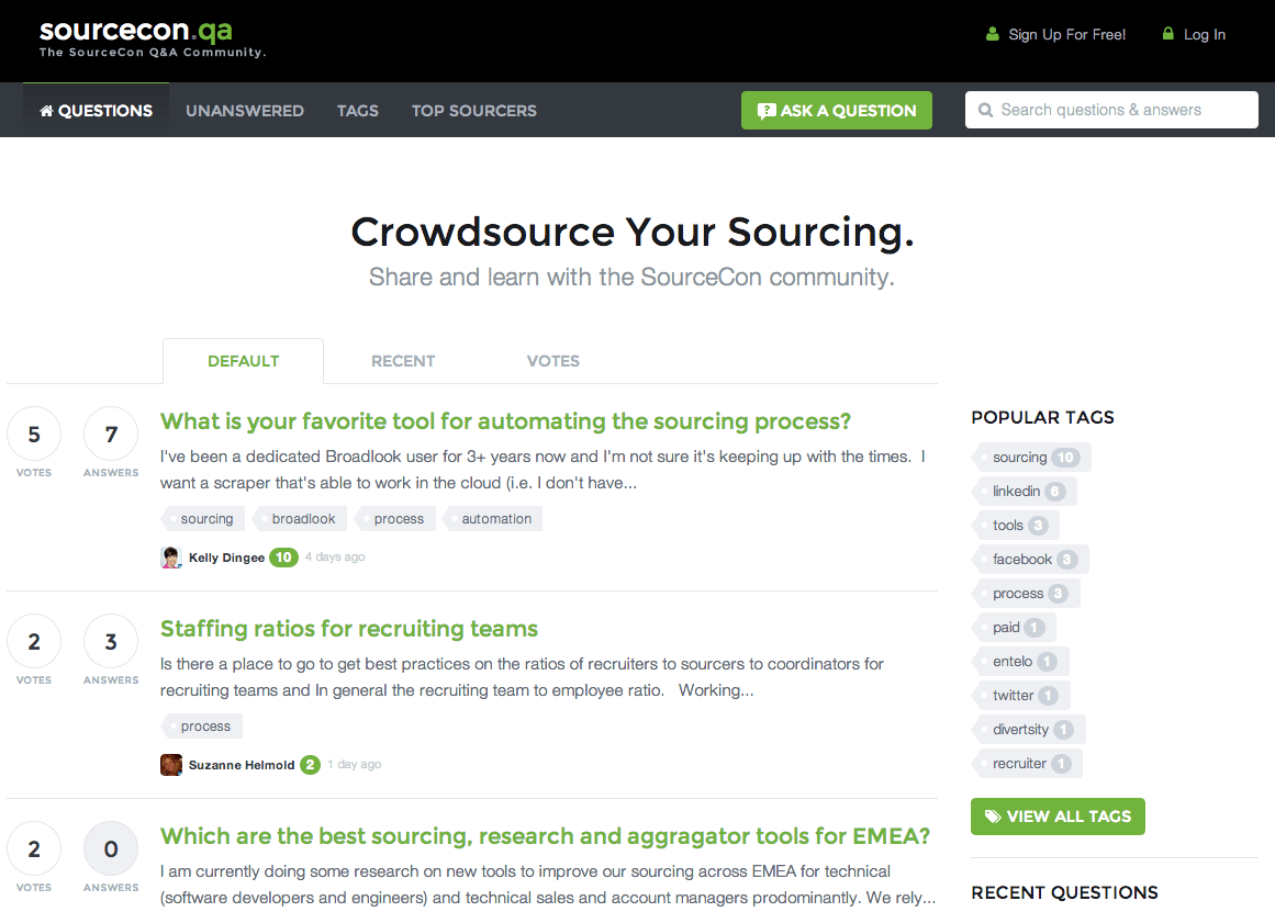 sourcecon.qa | SourceCon Q&A