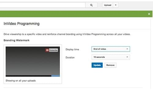 how to add your other socials to youtube