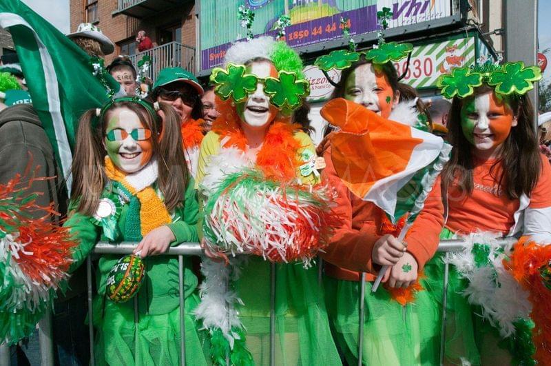 St. Patrick's Day Dublin Parade