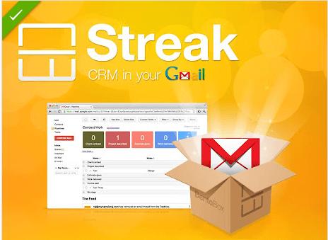Gmail Streak