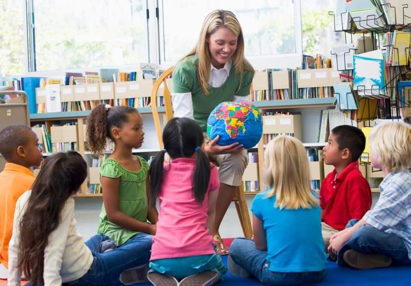 Hiring Teachers | Teacher in classroom